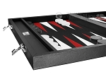 picture of Wycliffe Brothers® Tournament Backgammon Set - Black-Black (5 of 12)
