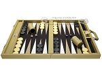 picture of Wycliffe Brothers Tournament Backgammon Set - Beige (4 of 12)