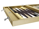 picture of Wycliffe Brothers® Tournament Backgammon Set - Beige (5 of 12)