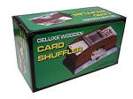 picture of 2 Deck Wooden Deluxe Card Shuffler (2 of 6)