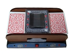 picture of 2 Deck Wooden Deluxe Card Shuffler (5 of 6)