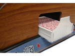 picture of 2 Deck Wooden Deluxe Card Shuffler (6 of 6)