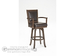 Ambassador Swivel Bar Stool - Item: 2544
