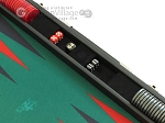 picture of Hector Saxe Faux Leather Backgammon Set - Medium - Green Field (9 of 12)