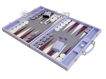 picture of Hector Saxe Leatherette Backgammon Set - Parma (3 of 12)