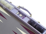 picture of Hector Saxe Leatherette Backgammon Set - Parma (9 of 12)