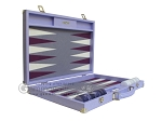picture of Hector Saxe Leatherette Backgammon Set - Parma (10 of 12)