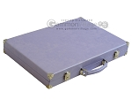 picture of Hector Saxe Leatherette Backgammon Set - Parma (11 of 12)