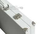 picture of Hector Saxe Leatherette Backgammon Set - White (12 of 12)