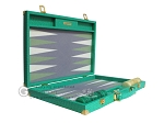 picture of Hector Saxe Faux Lizard Backgammon Set - Anise Green (10 of 12)
