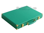 picture of Hector Saxe Faux Lizard Backgammon Set - Anise Green (11 of 12)