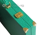 picture of Hector Saxe Faux Lizard Backgammon Set - Anise Green (12 of 12)
