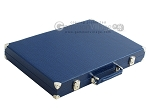 picture of Hector Saxe Faux Lizard Backgammon Set - Blue (11 of 12)