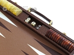 picture of Hector Saxe Faux Lizard Backgammon Set - Brown (9 of 12)