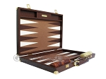picture of Hector Saxe Faux Lizard Backgammon Set - Brown (10 of 12)