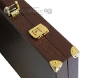 picture of Hector Saxe Faux Lizard Backgammon Set - Brown (12 of 12)