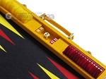 picture of Hector Saxe Faux Lizard Backgammon Set - Yellow (9 of 12)