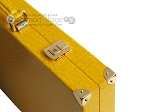 picture of Hector Saxe Faux Lizard Backgammon Set - Yellow (12 of 12)