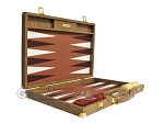 picture of Hector Saxe Faux Snake Backgammon Set - Beige (10 of 12)