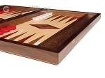 picture of 15-inch Oak Backgammon Set - Red (6 of 12)