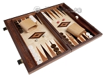 picture of 15-inch Lupo Root Backgammon Set - Lupo Field (2 of 12)