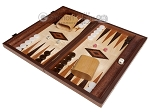 picture of 15-inch Lupo Root Backgammon Set - Lupo Field (3 of 12)