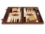 picture of 15-inch Lupo Root Backgammon Set - Lupo Field (3 of 11)