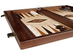 picture of 15-inch Lupo Root Backgammon Set - Lupo Field (4 of 11)