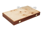 picture of 15-inch Lupo Root Backgammon Set - Lupo Field (10 of 11)