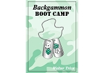 Backgammon Boot Camp by Walter Trice - Item: 1164