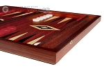 picture of 15-inch Padauk Backgammon Set - Padauk Field (5 of 11)