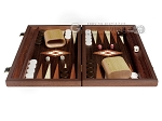 picture of 15-inch Wenge Backgammon Set - Wenge Field (4 of 12)