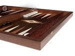 picture of 15-inch Wenge Backgammon Set - Wenge Field (6 of 12)