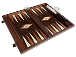 picture of 15-inch Wenge Backgammon Set - Wenge Field (8 of 11)