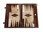 picture of 15-inch Wenge Backgammon Set - Oak Field (1 of 12)
