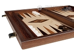 picture of 15-inch Wenge Backgammon Set - Oak Field (4 of 11)