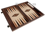 picture of 15-inch Wenge Backgammon Set - Oak Field (9 of 12)