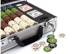 picture of 13.5gram The Mint Composite Clay Poker Chips - Heavy Duty Claysmith Case - 500 Chips (2 of 5)