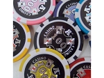 picture of 14gram Ace Casino Clay Poker Chips - Carousel Case - 200 Chips (4 of 4)