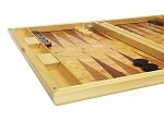 picture of Dal Negro Wood Backgammon Set - Poplar Root (5 of 10)