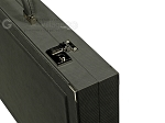 picture of Dal Negro Composite Fiber Backgammon Set - Grey (10 of 10)