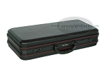 Empty Hard Mah Jong Case (fits pushers) - Black - Item: 2557