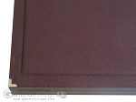 picture of Dal Negro Eco Leather Backgammon Set - Brown (10 of 11)