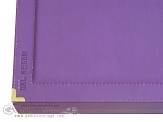 picture of Dal Negro Cialux Backgammon Set - Purple (10 of 11)