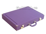 picture of Dal Negro Cialux Backgammon Set - Purple (11 of 11)