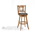 Fairfox Swivel Bar Stool - Item: 2974
