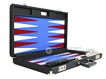picture of Freistadtler Professional Series - Tournament Backgammon Set - Model 350Z (10 of 12)