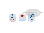 Mah Jong Dice - Set of 3