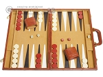 Marquis Backgammon Set - Item: 1683