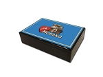picture of Modiano Hi Gloss Card Case - Blue (1 of 2)
